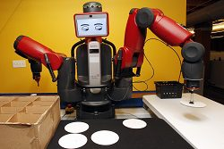 Baxter at Rethink Robotics