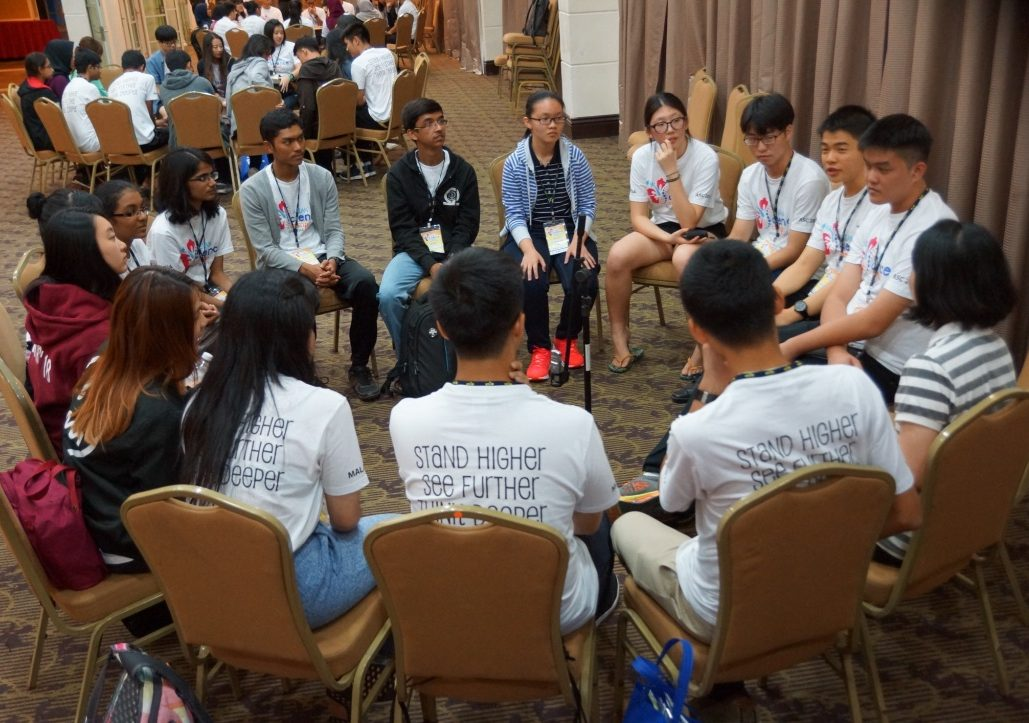 THF sponsors Asian Science Camp 2017 to promote STEM education