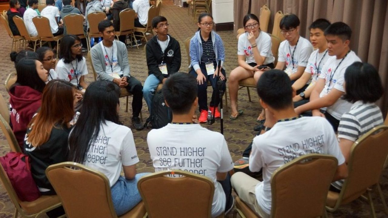 The HEAD Foundation Sponsored Asian Science Camp 2017 as Part of its Efforts to Promote STEM Education in the Region