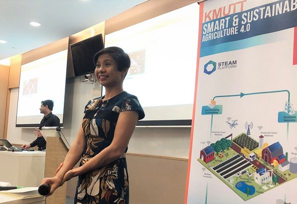 Speaker Series — STEAM: A Driver of a Circular Economy?