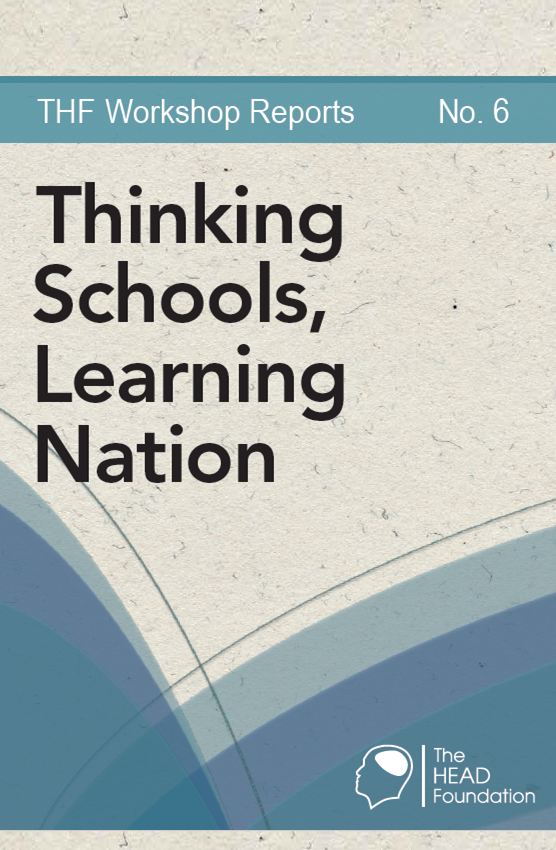 workshop reports-6 Thinking Schools Learning Nation