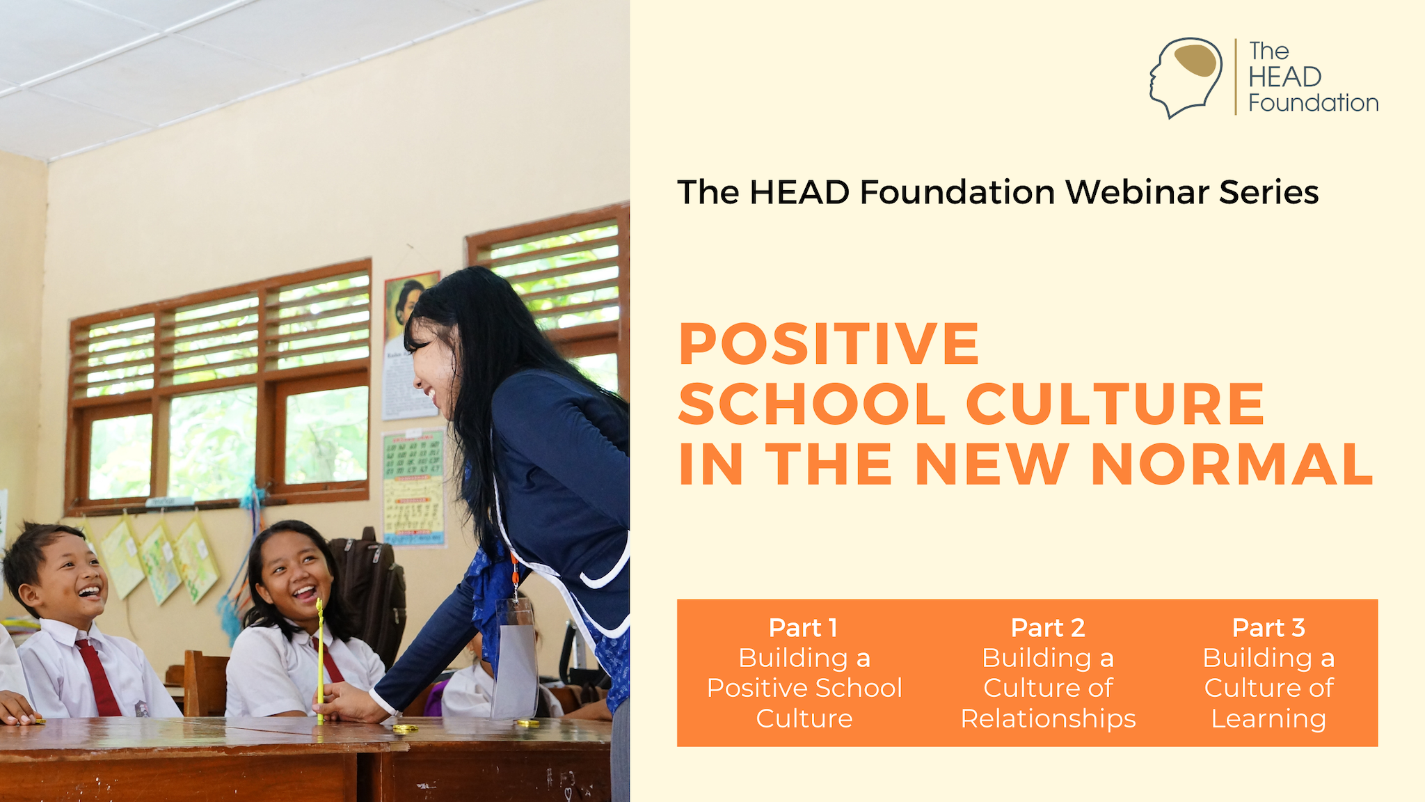 Making HEADway 2 - Positive School Culture in the New Normal