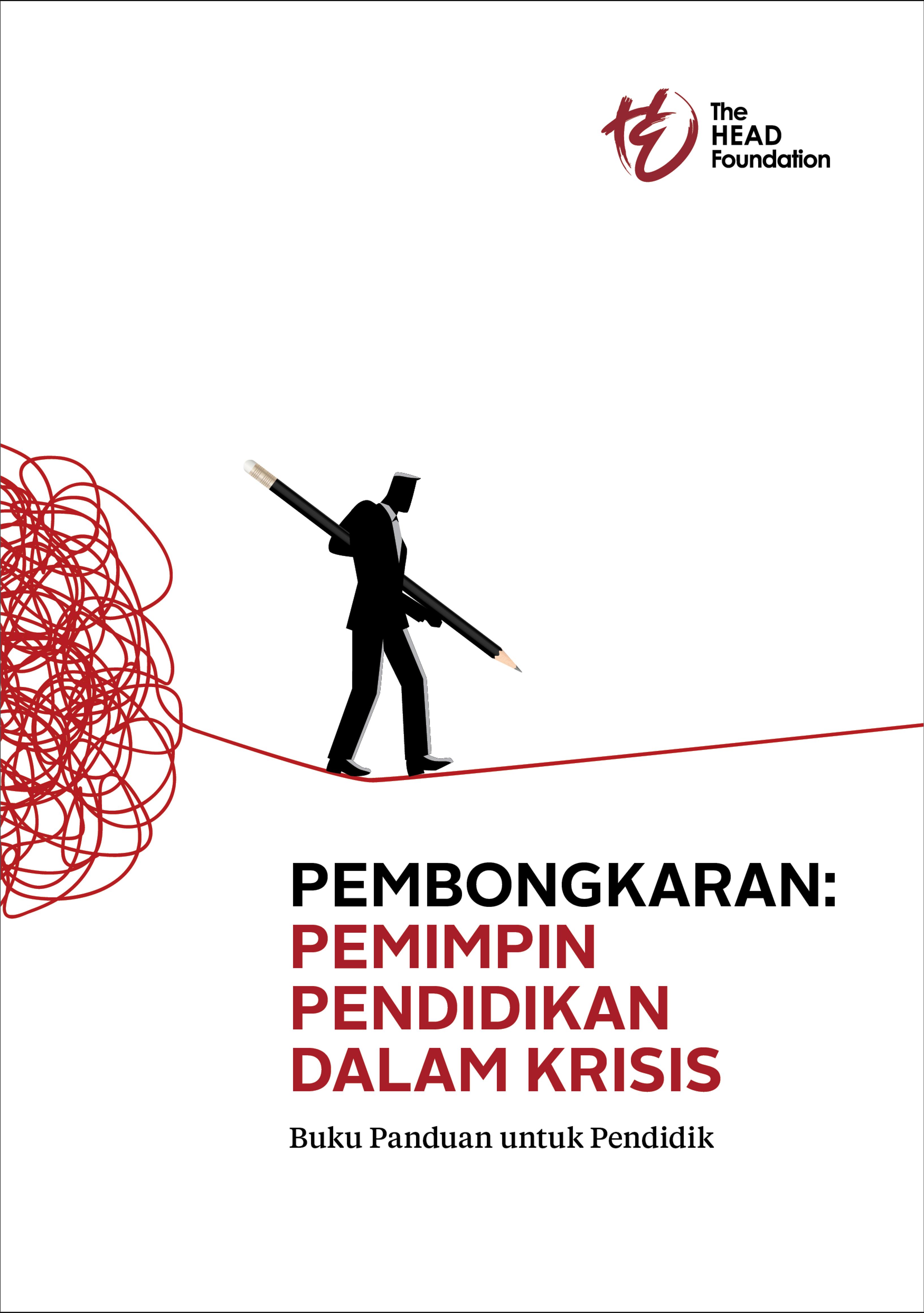 Handbook 1 (Malay) cover_Pembongkaran Para Pemimpin Pendidikan Dalam Krisis (website)