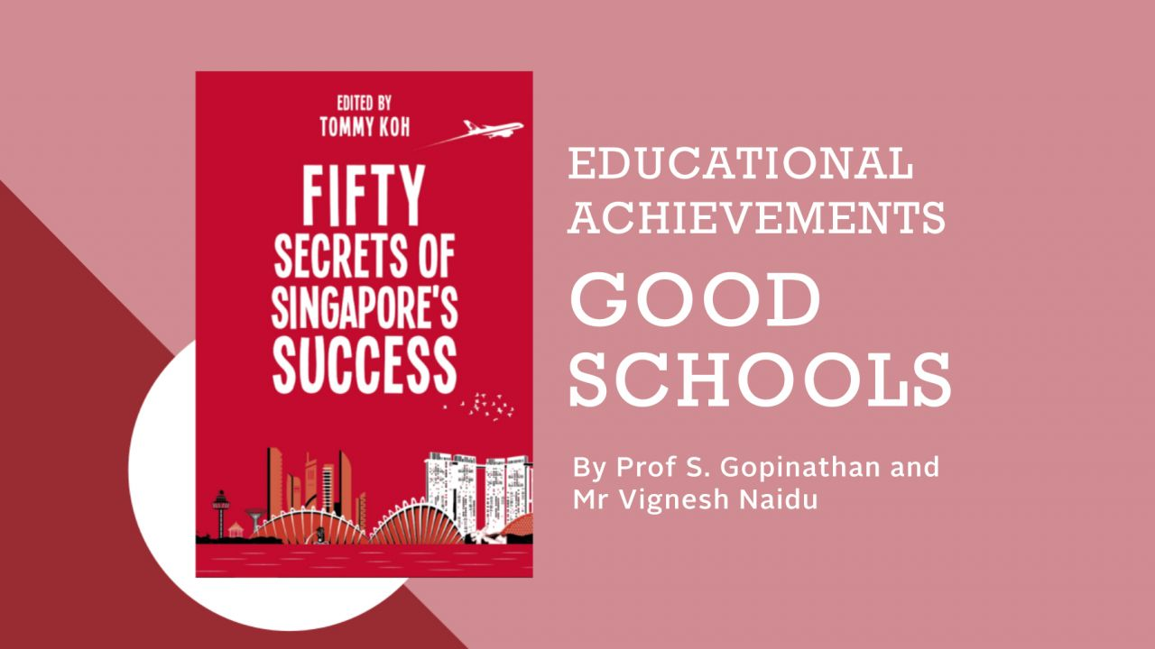 Fifty Secrets of Singapore's Success