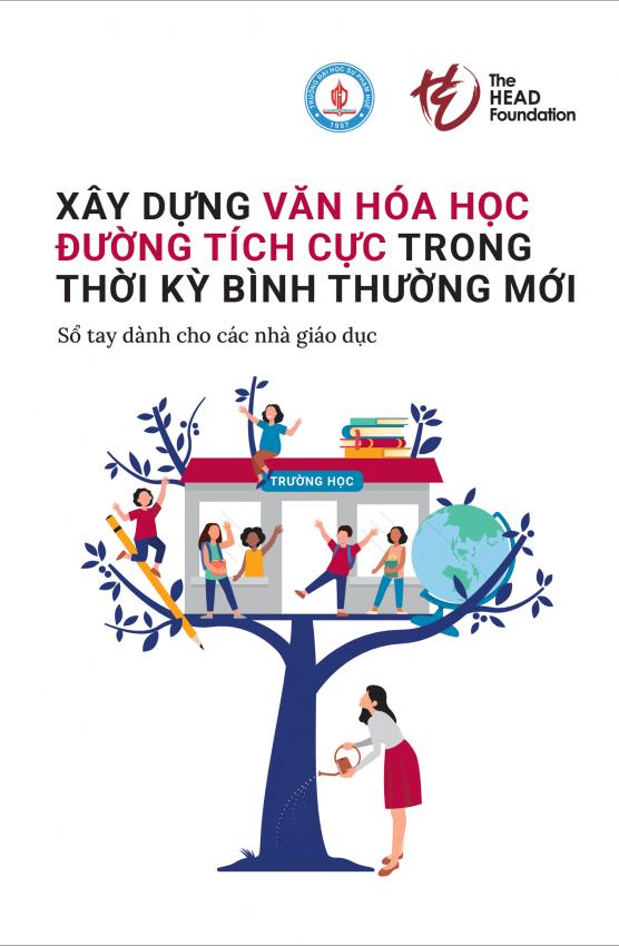Handbook 2 (Vietnamese) cover_Xây Dựng Văn Hóa Học Đường Tích Cực Trong Thời Kỳ Bình Thường Mới (website)
