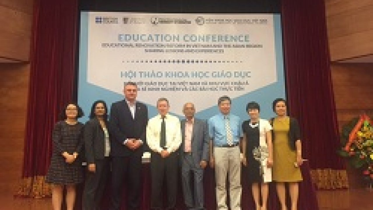 Educational Renovation in Vietnam and the Asian Region – Sharing Lessons and Experiences