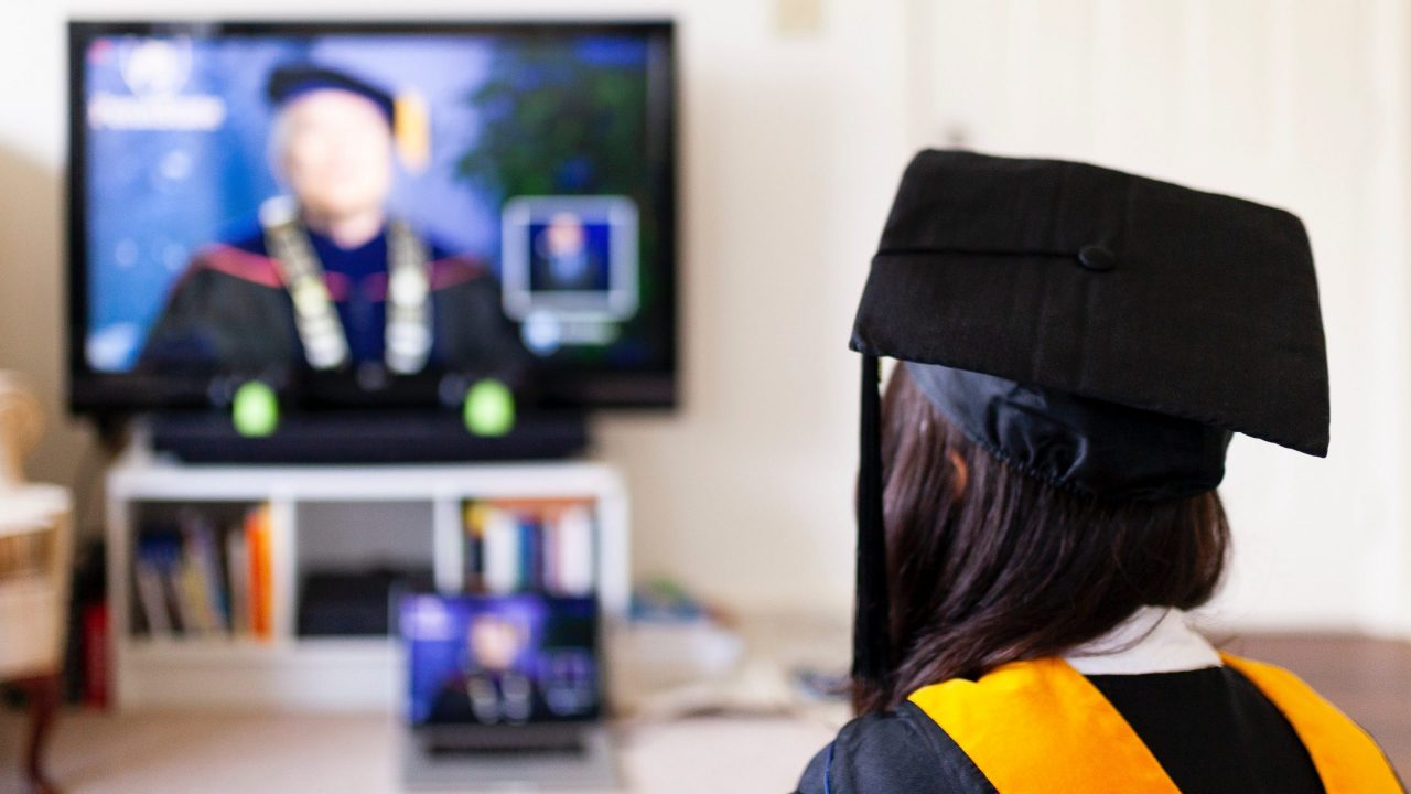 Media - Even as universities close lecture halls and go online, studying abroad is still the dream (CNA)