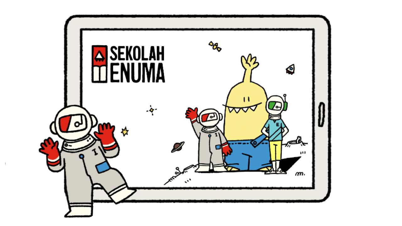 Sekolah Enuma The story behind The HEAD Foundation's efforts in bringing Enuma's solution to Indonesia